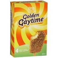Streets Golden Gaytime Ice Cream Original