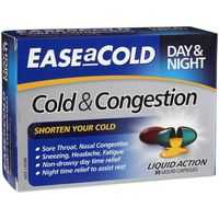 Ease A Cold Tablets Day & Night