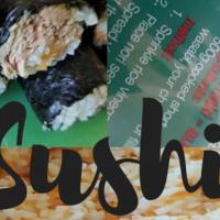 Very basic cold sushi
