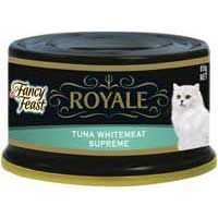 Fancy Feast Adult Cat Food Tuna Whitemeat
