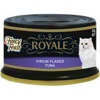 Fancy Feast Adult Cat Food Virgin Flaked Tuna