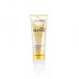 John Frieda Shampoo Sheer Blonde Dark Moisturising