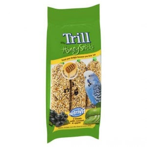 Trill Bird Honey Stick Variety Budgerigar