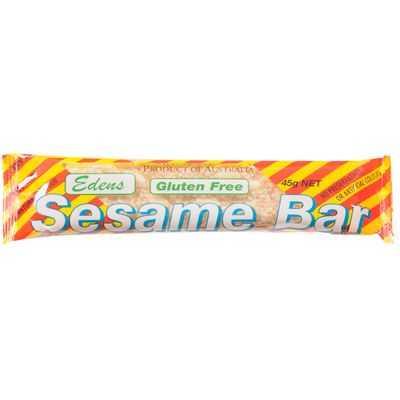 Edens Bars Sesame