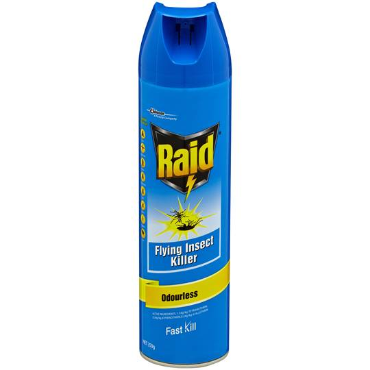Raid Insect Spray Protector Fik Hypo Allergenic