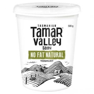 Tamar Valley No Fat Natural Yoghurt