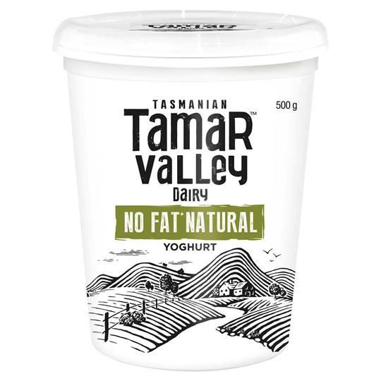Tamar Valley No Fat Natural Yoghurt