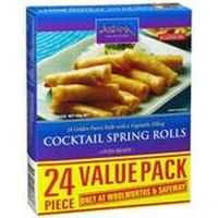 Asiana Spring Rolls Cocktail Value Pack