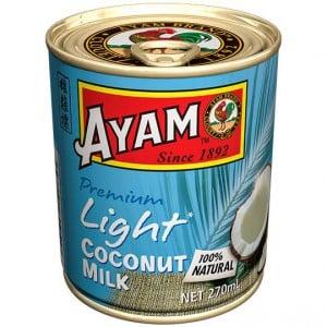 Ayam Coconut Milk Light