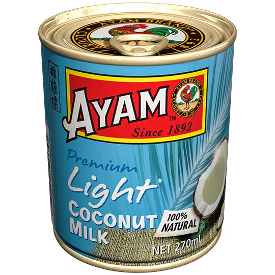 Ayam Coconut Milk Light