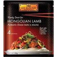 Lee Kum Kee Sauce Mongolian Lamb Ready