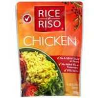 Rice A Riso Flavoured Rice Chicken