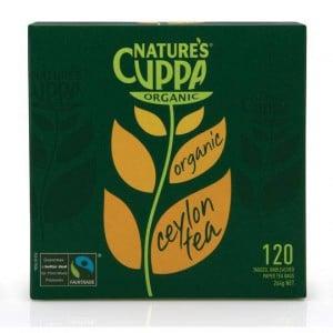 Nature's Cuppa Organic Premium Tea Bags
