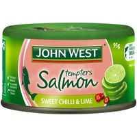 John West Tempters Salmon Sweet Chilli & Lime