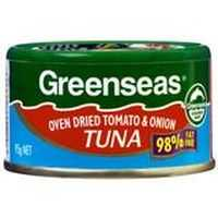 Greenseas Tuna Sundried Tomato & Onion