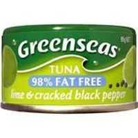 Greenseas Lime Pepper Tuna