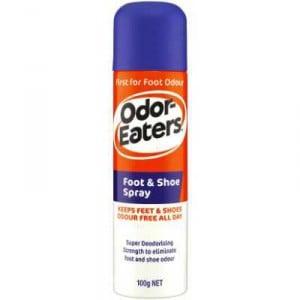 Odor Eaters Shoe Care Foot & Shoe Spray