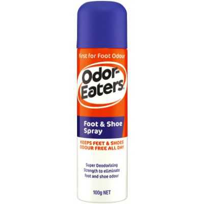 Odor Eaters Shoe Care Foot & Shoe Spray