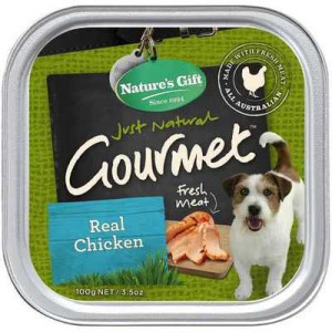 Nature's Gift Adult Dog Food Real Chicken