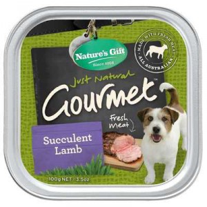 Nature's Gift Adult Dog Food Succulent Lamb
