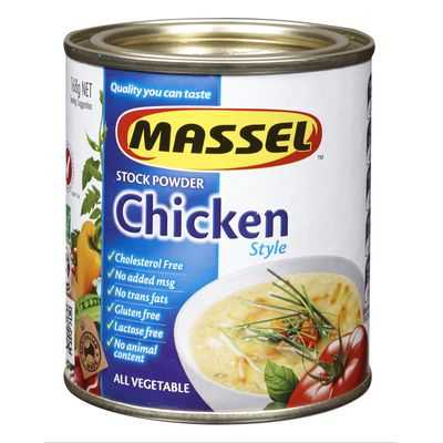Massel Stock Powder Chicken