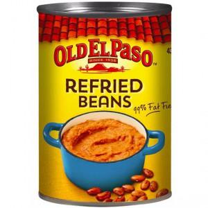 Old El Paso Refried Beans
