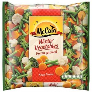 Mccain Winter Mixed Vegetables