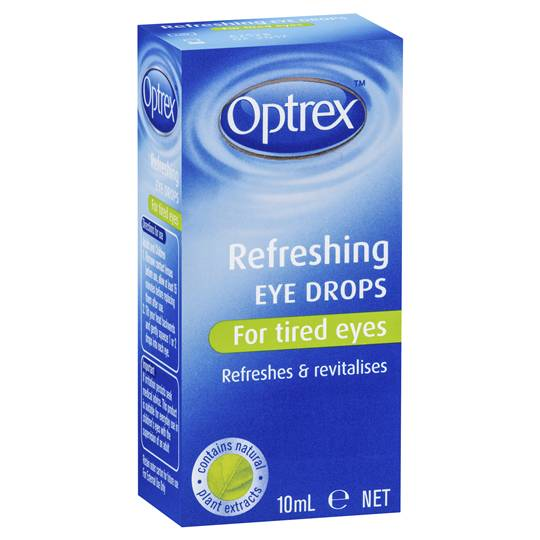 Optrex Eye Drops Fresh Eye Drops