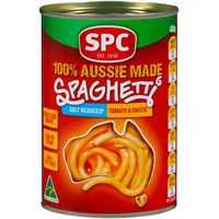 Spc Spaghetti Tomato Reduced Salt