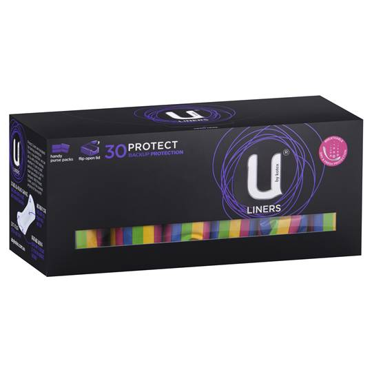 U By Kotex Protect Liners