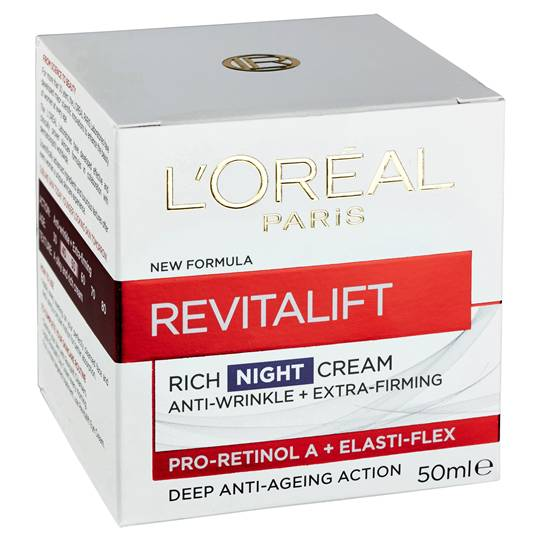 L'oreal Revitalift Rich Night Cream