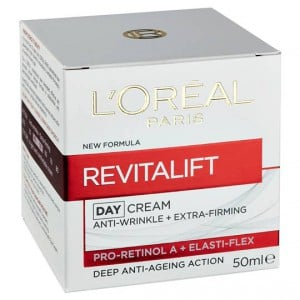 L'oreal Revitalift Face Cream Day Anti Wrinkle & Firming