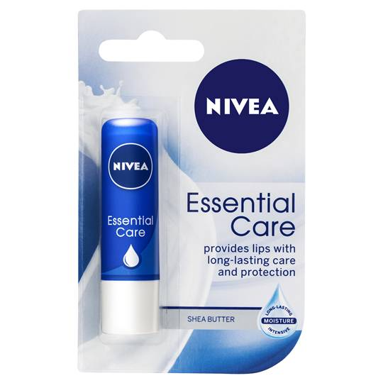 Nivea Lip Care Balm Essentials