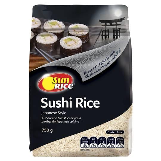 Sunrice Japanese Style Sushi Rice