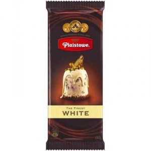 Nestle Plaistowe Cooking Chocolate Extra Creamy Premium White