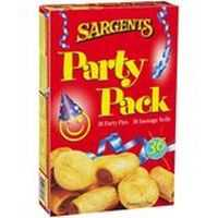 Sargents Party Pack