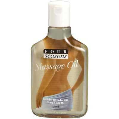 Four Seasons Lubricants Massage Oil