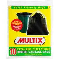 Multix Drawtight Degradable Garbage Bags