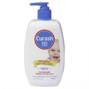 Curash Wash Baby Care Soap Free