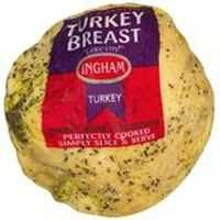 Inghams Turkey Sliced Breast Swtherb Mustard