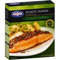 Birds Eye Salmon Provencale Lemon Pepper