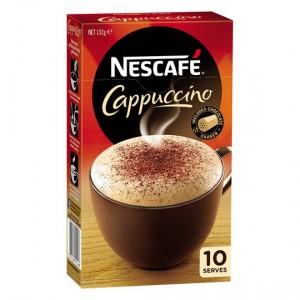 Nescafe Cafe Menu Cappuccino