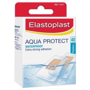 Elastoplast Plastic Strips Aqua