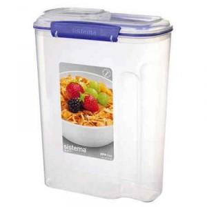 Sistema Klip It Plasticware Cereal Large