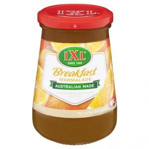 Ixl Breakfast Marmalade Value Pack