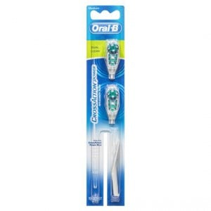Oral-b Cross Action Dual Clean Power Replacement Heads Medium