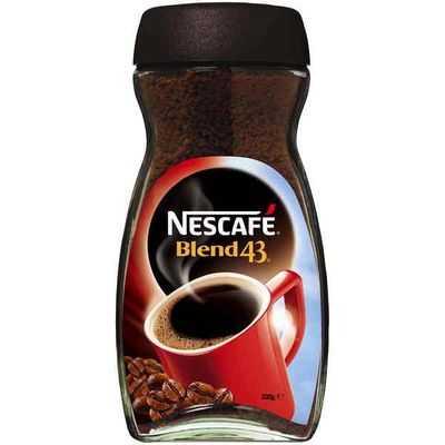 Nescafe Coffee Blend 43