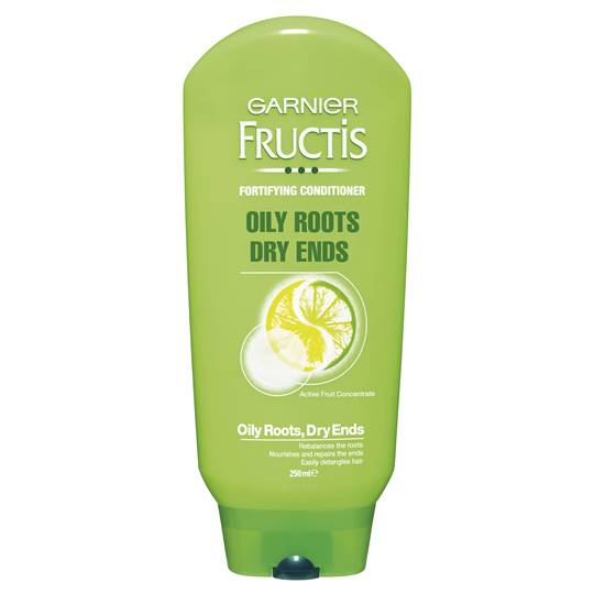 Garnier Fructis Conditioner Oily Roots Dry Ends