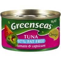 Greenseas Tomato Capsicum Tuna
