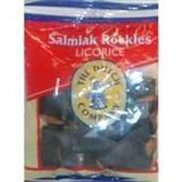 The Dutch Company Confectionary Salmiak Rockies Licorice